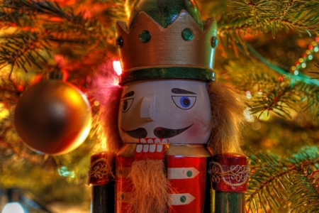 Nutcracker 34 Stock Photo