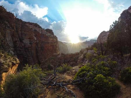 overlook: Overlook  Canyon