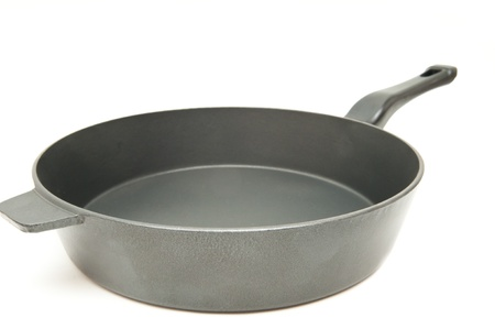 teflon: frying pan for the preparation of fried foods