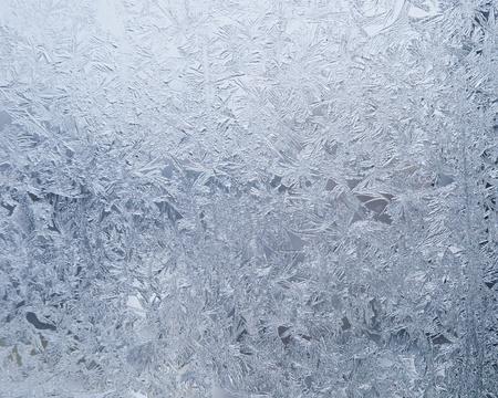 真っ白な雪と雪の背景