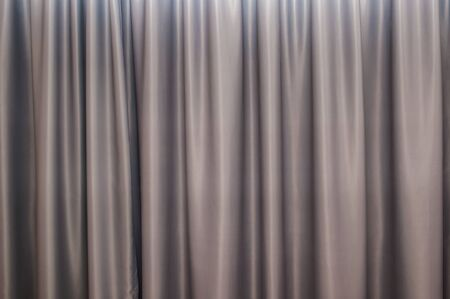 folds: dense textile curtain background with folds