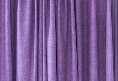 sipario chiuso: dense textile curtain background with folds
