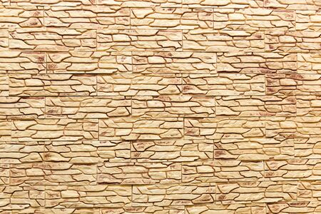 abstraction wall fence built of natural stone background Reklamní fotografie - 135479258