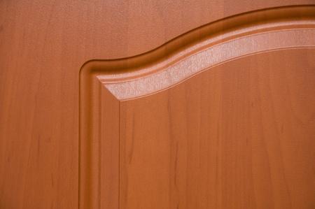 Cherry wood furniture top left curve