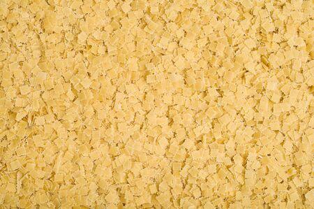 Dry hungarian eperlevel pasta Stock Photo
