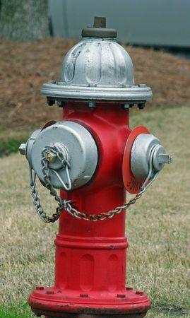 Rood en Zilver brandweerslang terug