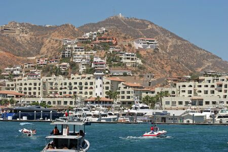 Port and Marina in Cabo San Lucas