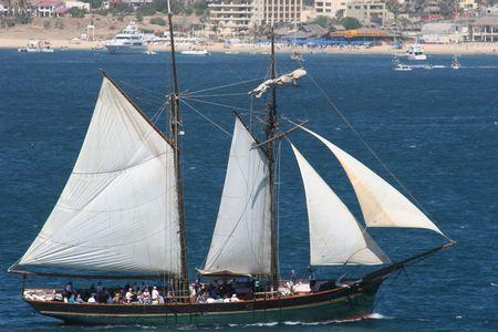 Cabo Sailboat 1