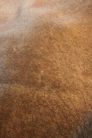 Section des vieux, usé, brun, cuir utile pour l'arrière-plan Banque d'images - 594176
