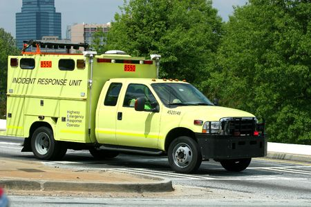 response: An Incident Response Unit for highway safety