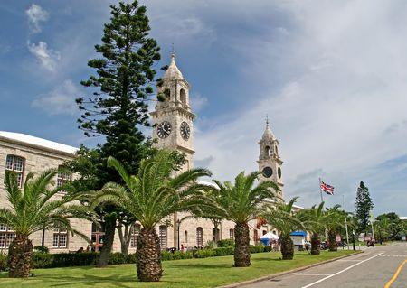 naval: The old naval dockyard on the island of Bermuda