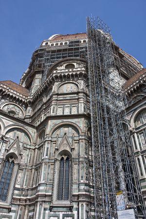 피렌체, 이태리에서 Il Duome 대성당의 전망