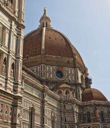 피렌체 이탈리아에서 Il Duomo로 알려진 대성당