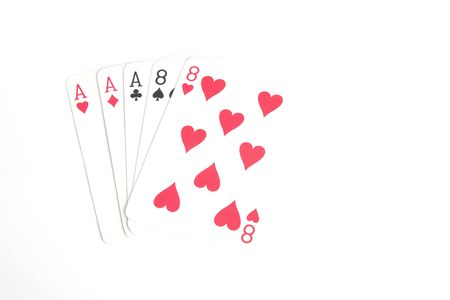 eights: Dead mans hand Aces and eights