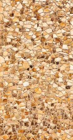 wall textures: A colorful stone and masonry wall for backgrounds and textures