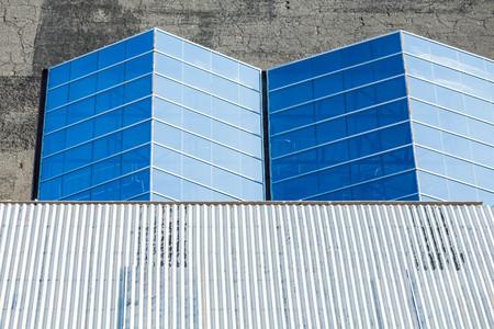 Corrugated roof foto royalty free, immagini, immagini e archivi ...