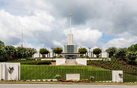 lds: Modern Mormon Church in Atlanta