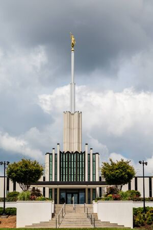 mormon: Modern Mormon Church in Atlanta