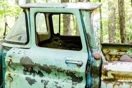 rustic: rustic car Stock Photo