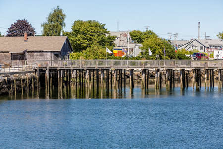 old pier: Old Pier on seafood  Restaurant