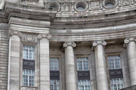 Corinthean Columns and Windows