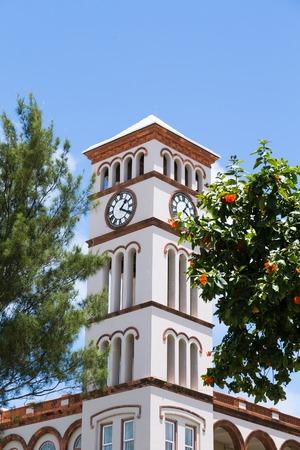Hamilton Bermuda sessions building