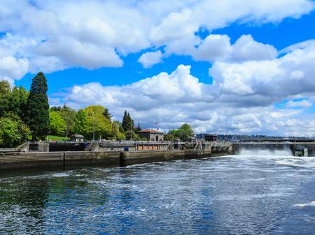 Ballard Locks and Dam