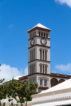 Hamilton Bermuda Sessions Building