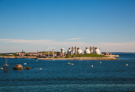 Water Treatment Plant Near Boston