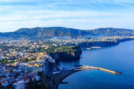 Colorful Towns Along Amalfi Coast