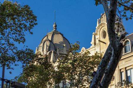 Tiled Church Domes