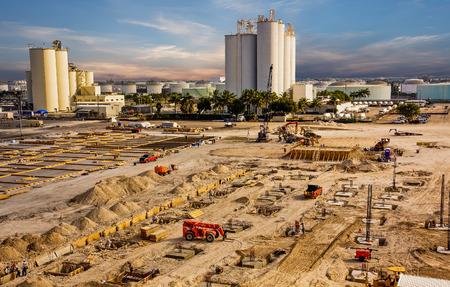 Large Construction Project