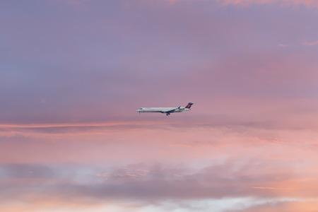 Delta Connection in Flight