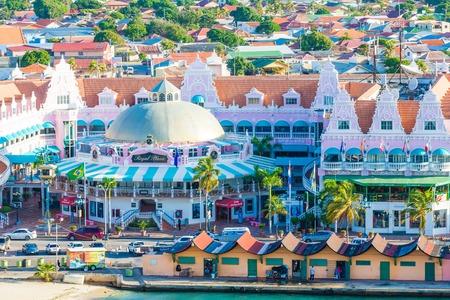 Royal Plaza in Aruba