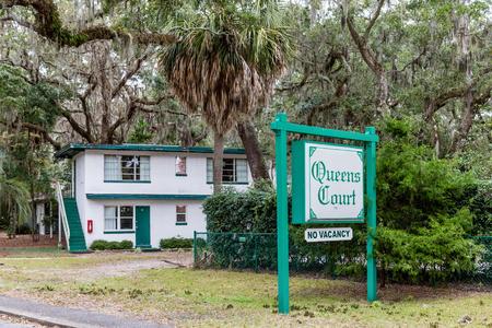 Queens Court Motel Editorial