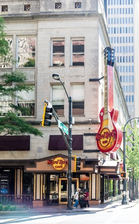 Hard Rock Cafe Atlanta Editorial