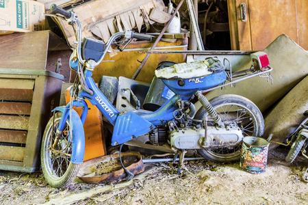Old Classic Suzuki