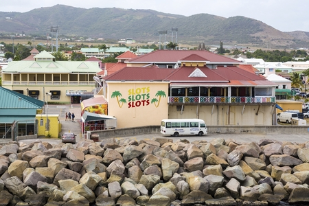 Slots in St Kitts Casino 新聞圖片