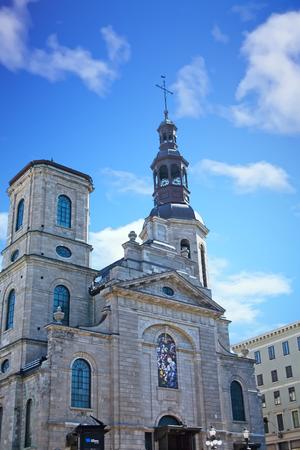Notre Dame Church Фото со стока