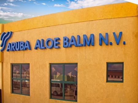 Aruba Aloe Balm 報道画像