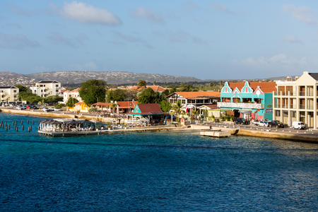 Bonaire from the Sea