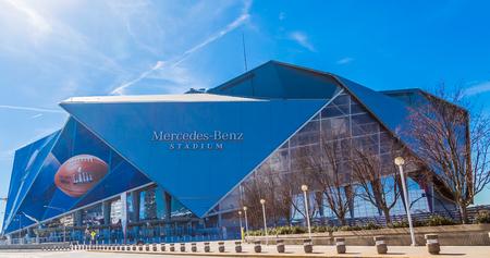 Mercedes-Benz Stadium Ready for Super Bowl