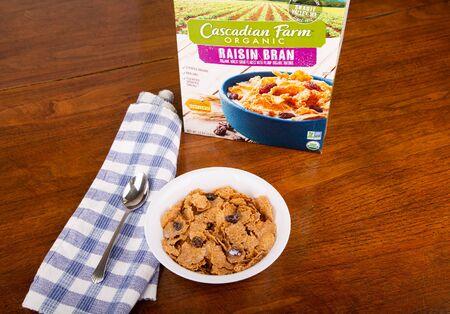 Cascadia Farm Raisin Bran