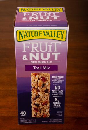 Nature Valley Fruit and Nut