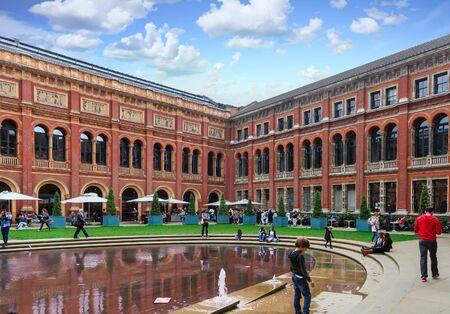 Victoria and Albert Museum Editorial