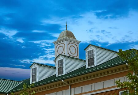 Cupola and Dormers