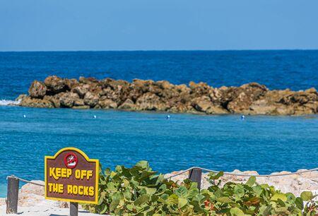 Keep Off the Rocks