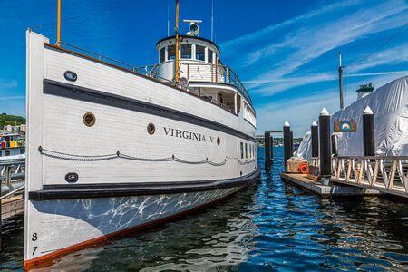 Virginia V in Lake Union