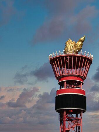 Atlanta Olympic Torch Memorial Publikacyjne