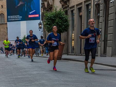 Run for Life in Florence